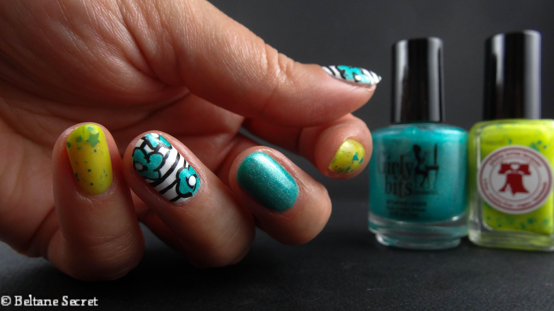 Nail Art Mix & Match