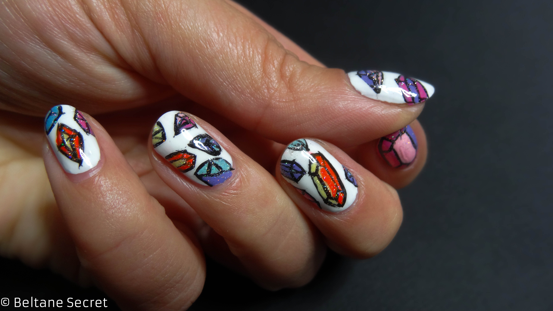 Nail Art Diamant Jewel